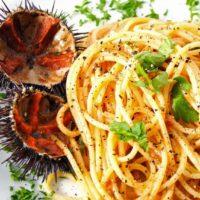 spaghetti ricci casine di corte